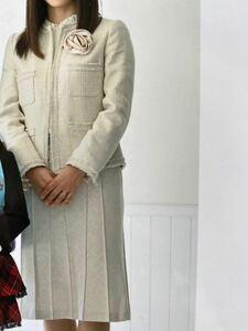 スーツ ジャケット レディース フォーマル スカート 入学式