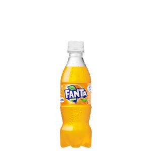 ファンタ オレンジ PET 350ml24本 (24本×1ケース) PET ペットボトル フレーバー 炭酸飲料 安心のメーカー直送 コカコーラ社【送料無料】