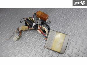保証付 動作OK FET TB-207 ターボタイマー ターボ 即納 FD3S RX-7にて使用していました