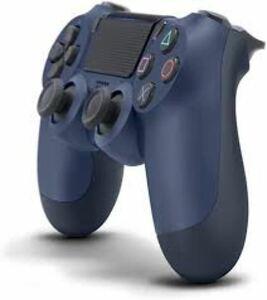 PS4 純正コントローラー ミッドナイト ブルー