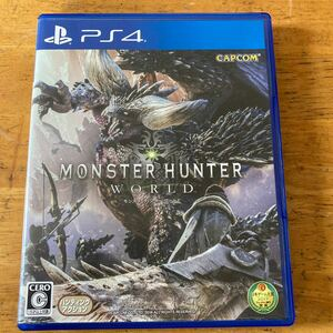 モンスターハンター ワールド PS 4