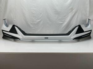 S-155 ライズ フロントスポイラー モデリスタ LED付き A200A D2531-61310 パールホワイト 21.4.20