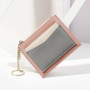 パスケース レディース メンズ 定期入れ カードケース コインケース 小銭いり 財布