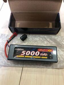 5000mAh RCバッテリー バッテリーパック、RCカー(車)/ RCボート/RCトラック用 リポバッテリー