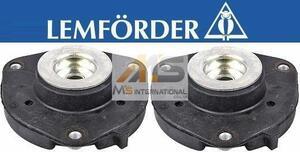 【M's】アウディ A3(8P) Q3(8U) TT(8J)LEMFORDER・他 フロントショック アッパーマウント 2個(左右)//AUDI OEM 1K0412331B 1K0412331C