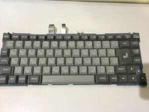 中古品 NEC PC-9821ノートシリーズ用キーボードユニット 現状品①