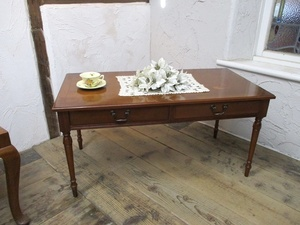 イギリス アンティーク 家具 セール コーヒーテーブル センターテーブル 小さなテーブル 木製 英国 SMALLTABLE 6300b 特価