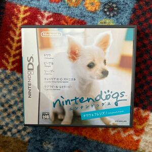 【DS】 nintendogs チワワ&フレンズ