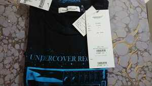 さんタク キムタク 2 Tee 21SS UNDERCOVER MOON UC RECORDS Tee アンダーカバー アンカバ Tシャツ Tee 黒