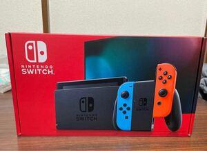 Nintendo Switch ニンテンドースイッチ ネオンブルー ネオンレッド 本体+ 牧場物語 オリーブタウンと希望の大地