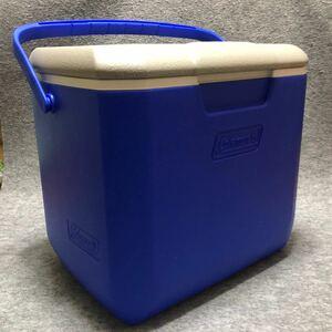 コールマン エクスカーションクーラー 30QT ブルー グレートップ