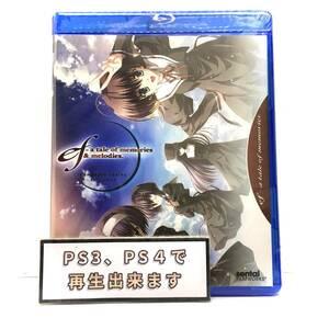 【送料無料】 新品 ef - a tale of memories & melodies. Blu-ray 北米版ブルーレイ (エフ ア テイル オブ メモリーズ メロディーズ)