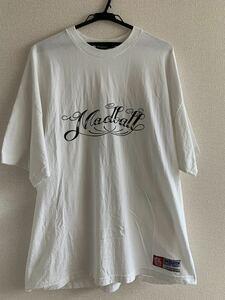サブミッション MADBALL Tシャツ hardcore