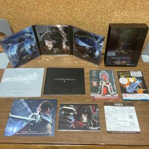 国内正規品 Blu-ray BOX キャプテンハーロック 特別装飾版('13キャプテンハーロック製作委員会) ブルーレイ 三浦春馬