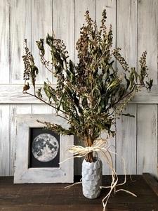 豊作Sale 星月猫★「ヨウシュヤマゴボウの大きなスワッグ」ドライフラワー ブーケ 花束