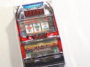 値下 バンダイ パチスロ魂 サミー スロットマシーン 新品 たくさん 10個セット フィギュア 小物 パチンコ ラスベガス ギャンブル カジノ