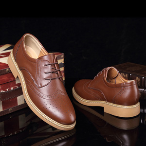 送料込み メンズシューズ 革靴 ビジネスシューズ 牛革 紳士靴 26-26.5cm ブラウン ブラック