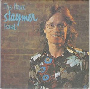 CD THE HANS STAYMER BAND カナディアン・スワンプ  送料無料