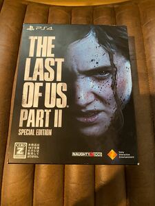 PS4 ゲームソフト THE LAST OF US PART2