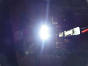 爆白光♪ 一年保証♪ メルセデスベンツ LED ポジションランプ W212 E250 E300 E350 E550 E63 Eクラス セダン ワゴン