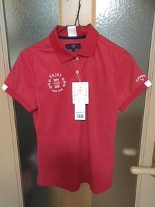 キャロウェイ 送料込み レディース 新品 ポロシャツ L