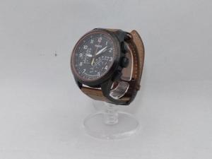 TIMEX タイメックス t2p276 腕時計 ブラック ベルトブラウン