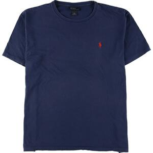 ラルフローレン Ralph Lauren POLO by Ralph Lauren ワンポイントロゴTシャツ メンズXL /eaa151660