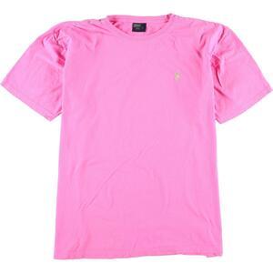 ラルフローレン Ralph Lauren POLO by Ralph Lauren ワンポイントロゴTシャツ メンズXL /eaa151176