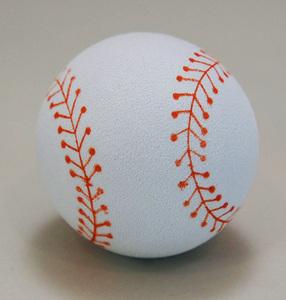 ベースボール アンテナトッパー アンテナボール 車 目印 カスタム USA 野球 グッズ メジャーリーグ MBL NPB クラブ 定形外