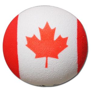 カナディアン フラッグ アンテナボール アンテナトッパー 車 目印 カスタム カナダ 国旗 イタリア 定形外