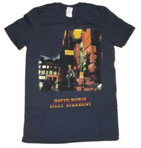 ★デヴィッド ボウイ Tシャツ - David Bowie Ziggy Stardust - S 正規品 ジギー スターダスト