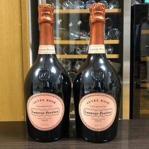 ロゼシャンパン2本セット! ローランペリエロゼ