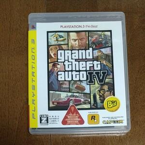 PS3 グランドセフトオート4