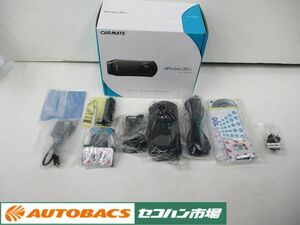 prompt decision Carmate DC5000 d'Action 360 S drive recorder with function 360 times in-vehicle camera 2018 year made [ unused goods ] wireless LAN installing
