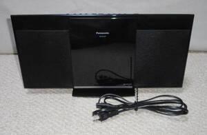Panasonic コンパクトステレオシステム 「SC-HC27」 CD/ラジオ/iPod 2012年製