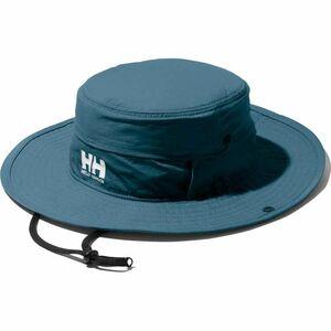 ★HELLY HANSEN ヘリーハンセン フィールダーハット アウトドア トレッキング アドベンチャー ハット M 帽子 UV 撥水 ブルー 92007