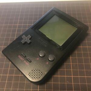 ゲームボーイポケット(画面カバーなし)&ゲームボーイソフト9本セット★