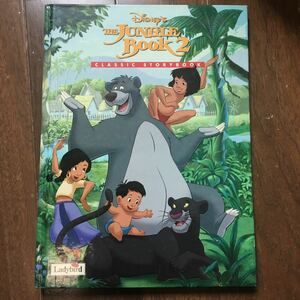 英語絵本「The Jungle Book 2」 ディズニー 英語版