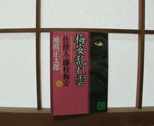 新装版「梅安乱れ雲 仕掛人・藤枝梅安(五)」池波正太郎(著)講談社文庫
