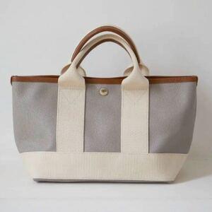 【新品・未使用】TOPKAPI スコッチグレインネオレザー ミニトートバッグ