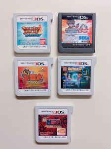 3DSソフト DSソフト ニンテンドー3DS