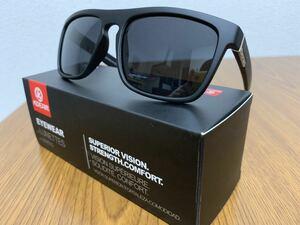 新品未使用♪kdeam最新偏光レンズサングラス ブラックレンズ 即購入可