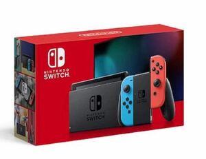 Nintendo Switch ネオンブルー