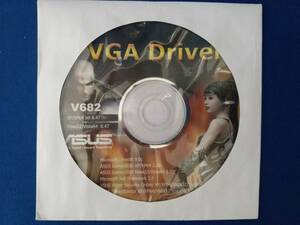 ASUS VGA Driver V682 グラボ グラフィックボード ビデオカード ドライバディスク XP,Vista