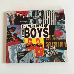 送料無料 THE VERY BEST OF THE BOYS 70's PUNK The Clash Buzzcocks Stiff Little Fingers The Damned Vibrators PUNK COLLECTION eater
