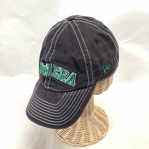 雰囲気抜群 ニューエラ NEWERA NY 肉厚刺繍 ベースボールキャップ ブラック グリーン フリーサイズ サイズ調節可能 帽子 CAP