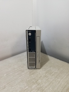 小型デスクトップPC 高速起動 NEC MC-U i3-6100T 3.2Ghz/8GB/SSD128GB Win 10 Office365 導入済 DP/マルチ/外付け無線LAN付 領収書可