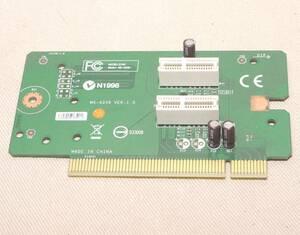 NEC Mate PC-MK34MEZNG タイプME MK34M/E-G  PCI-Eライザーカード