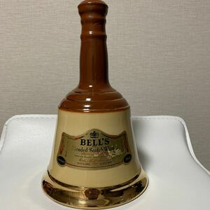 BELLS ベル ブレンデッド スコッチ ウイスキー 750ml 古酒 未開封