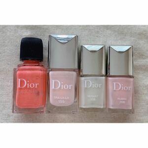 【限定値下げ】Dior ディオール ネイル ポリッシュ マニキュア ヴェルニ